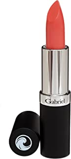 Gabriel Cosmetics Lipsticks,0.13 Ounce, Lipstick, Natural, Paraben Free, Vegan, Gluten-free,Cruelty-free, Non GMO, High performance and long lasting, Infused with Jojoba Seed Oil. (Sante Fe)
