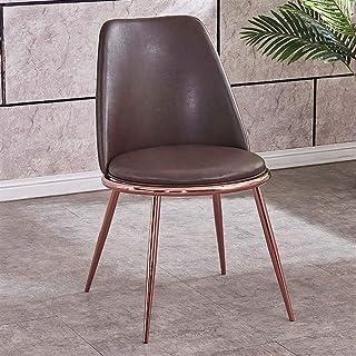 Sillas de la cocina del hogar de la sala de sillas La manera creativa multifuncional taburete sillas de estilo nórdico de la manera simple Modern Cafe Mesa de comedor y sillas adapta for el postre Tie