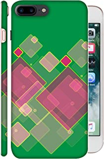 ColorKing Apple iPhone 7 Plus Case Shell Cover - Blocks 002 Multi Color