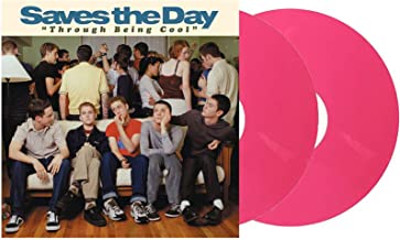Through Being Cool - Exclusive Limited Breast Cancer Edition Opaque Pink Colored 2x Vinyl LP