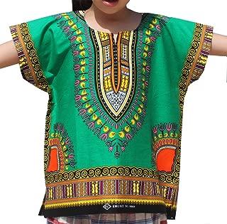 dashiki dress for kids