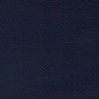 Discount Fabric Marine Vinyl Outdoor Upholstery Choose Your Color (Navy)