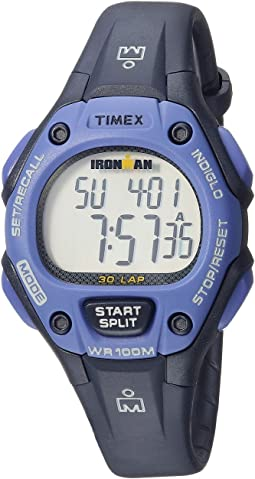 Timex - Ironman Classic 30 Mid-Size Resin Strap