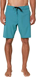 Men's Water Resistant Hyperfreak Stretch Swim Boardshort,...