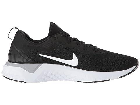 Nike lobo React negro blanco gris Odyssey rHww48ncqT