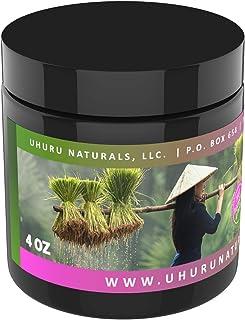Uhuru Naturals Fermented Rice Water DEEP Conditioner (4oz)
