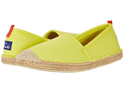 Sea Star Beachwear Beachcomber Espadrille Water Shoe (Citrine) Women