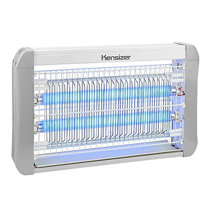 Kensizer Bug Zapper & Electric Indoor Insect Killer Mosquito, Bug, Fly & Other Pests Killer – Powerful 2800V Grid 20W Bulbs