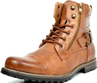 e87939ab8f8 Amazon.com: 15 - Motorcycle & Combat / Boots: Clothing, Shoes & Jewelry