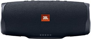JBL CHARGE 4 BLK Portable Bluetooth Speaker,One Size,Black,JBLCHARGE4BLKAM