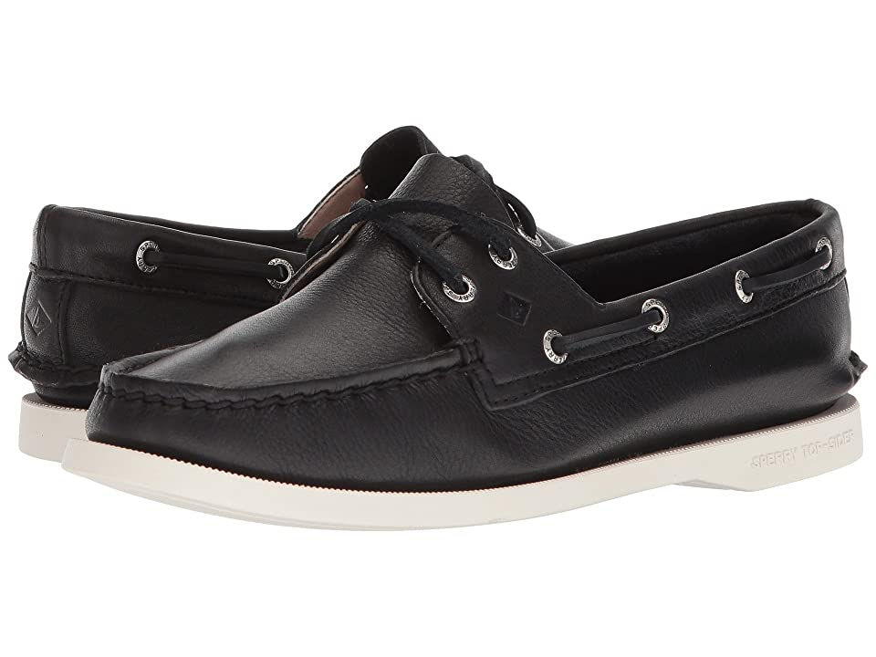 Sperry A/O 2-Eye (Black) Women