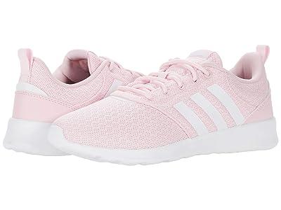 adidas Running QT Racer 2.0 (Pink/White/Grey) Women