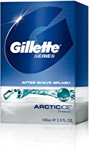 Gillette Series After Shave Splash Arctic Ice, 100ml