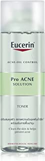 Eucerin Pro Acne Solution Toner 200 ml Acne-Oil Control for oily and blemish-prone skin