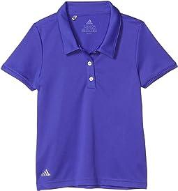 Tournament Short Sleeve Polo Shirt (Little Kids/Big Kids)