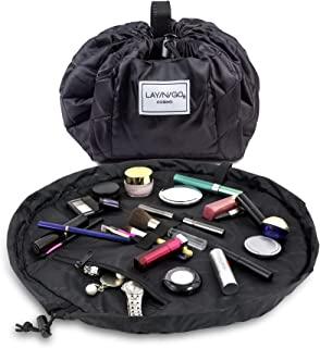 """کیسه های آرایشی و بهداشتی Lay-n-Go Cosmo (20 """")، سیاه"""