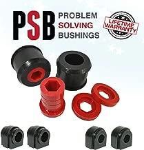 2 x Mini R50/R53 Wishbone & Front/Rear Anti Roll Poly Polyurethane Bush 00 - 15