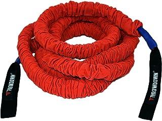 Throwdown 中性款Tornado 阻力训练工具,红色,35 千克