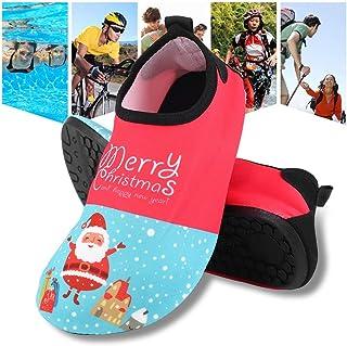 Yuanhua 1 Water Shoe, Children Swim Shoes Quick-Dry Barefoot Shoes Surfing Yoga Beach River