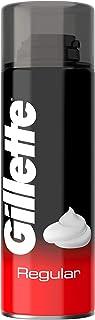 رغوة حلاقة عادية للرجال من جيليت، 200 مل