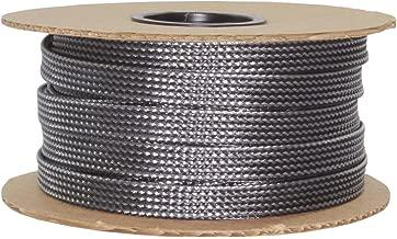 mod/smart High Density Kobra Sleeve - 1/2in. Mini-Spool (50 feet) - Carbon Fiber