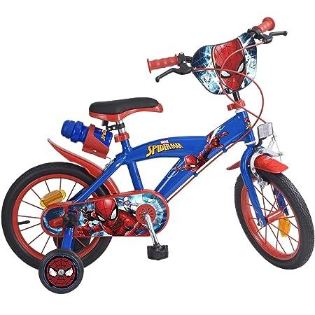 "Bicicleta 14"" Spiderman"