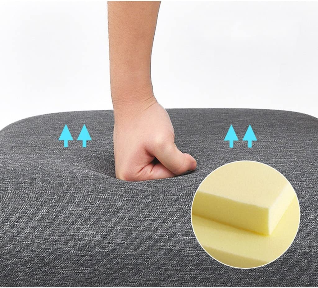 Chaise simple chaise de bureau en bois moderne (Couleur : C) E