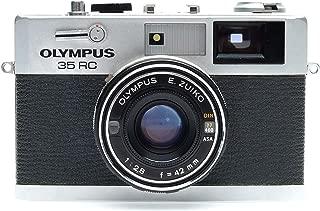 Olympus 35 RC - 35mm Rangefinder Camera - 1:28 - f = 42mm - E Zuiko