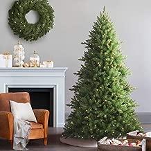 Balsam Hill Berkshire Mountain Fir Artificial Christmas Tree, 6.5 Feet, Clear Lights