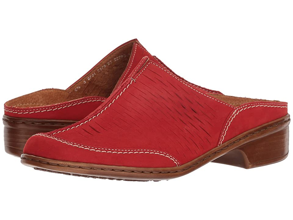 ara Ruffina (Red Nubuck) Women