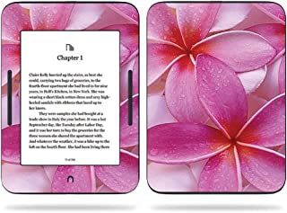 MightySkins Skin Compatible with Barnes & Noble Nook GlowLight 3 (2017) - Flowers | Protective, Durable, and Unique Vinyl Decal wrap Cover | Easy to Apply, Remove, and Change Styles | Made in The USA
