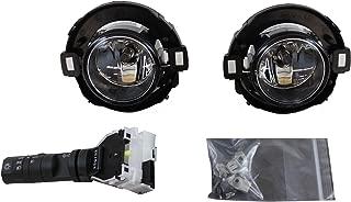 Genuine Nissan Accessories 999F1-KV000 Fog Light for Plastic Bumper