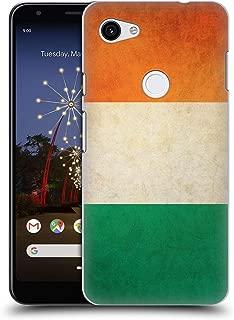 Head Case Designs Ireland Irish Vintage Flags Hard Back Case Compatible for Google Pixel 3a XL
