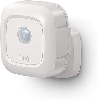 Ring Smart Lighting – Outdoor Motion-Sensor, White (Ring Bridge required)