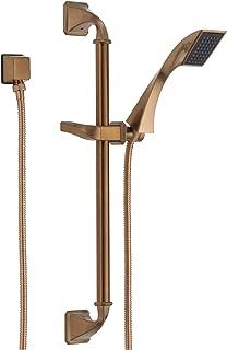 Brizo Virage Brushed Bronze Slide Bar With Handshower