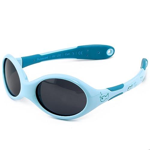 d753f16a4af045 ActiveSol BABY-Sonnenbrille   JUNGEN   100% UV 400 Schutz   polarisiert    unzerstörbar