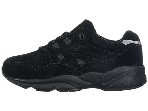 Negro Cuero Suedepewter Código Estabilidad Zapatos De Suedewhite Hcpcs Walker A5500 Diabéticos Medicare Leatherblack Para Propet wPq6zSS