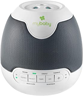 HoMedics MyBaby Sound Lullaby with Light Projector