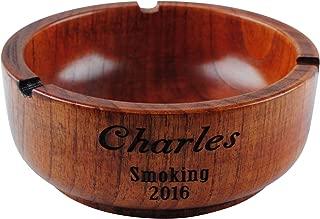 custom engraved ashtray