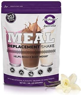 Pure Product Australia Meal Replacement Powder, Vanilla, Vanilla 2 kilograms