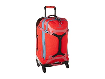 Eagle Creek Gear Warrior 4-Wheel 60L/26 (Coral Sunset) Bags