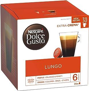 Nescafé Dolce gusto Lungo Café, 3 x 30 Capsules
