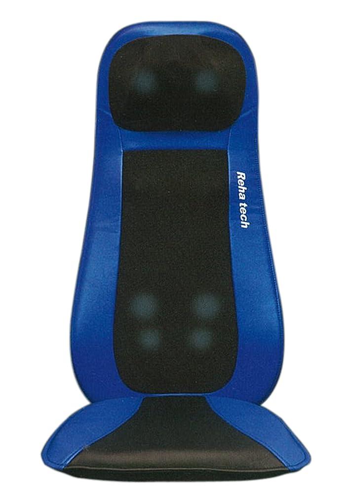 ブリード切り下げ巧みなフランスベッド社製マッサージシート「もみ名人 極み」 ブルー ファンタス推奨品
