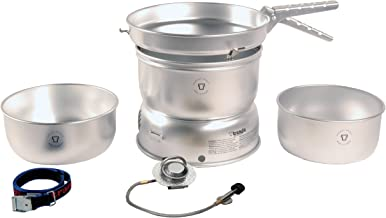Trangia 25 Cookset With Gas Burner by Trangia