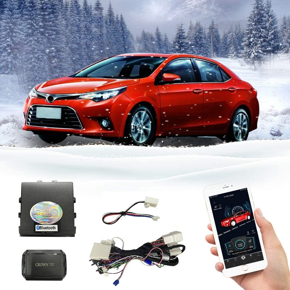 Plug in Remote Max 51% OFF Max 84% OFF Engine Starter 2013-2018 2012-2 Camry for RAV5