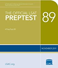 The Official LSAT PrepTest 89: (November 2019 LSAT)