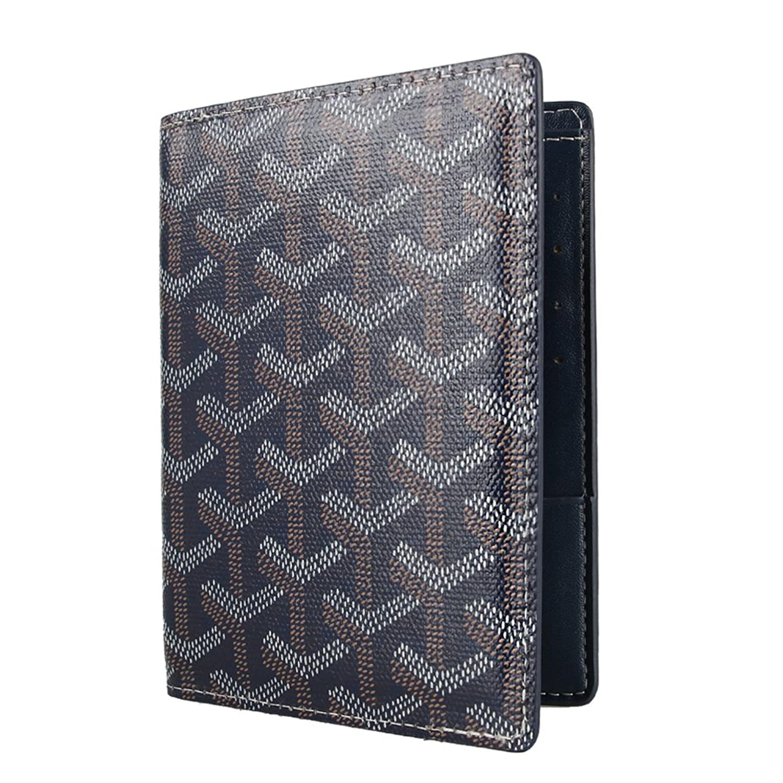 Stylesty Designer Passport Holder Travel Wallet, Passport Cover/Case for Men & Women