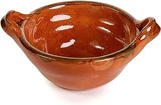 Ancient Cookware Mexican Cazuela, Tiny Cazuela, Lead Free
