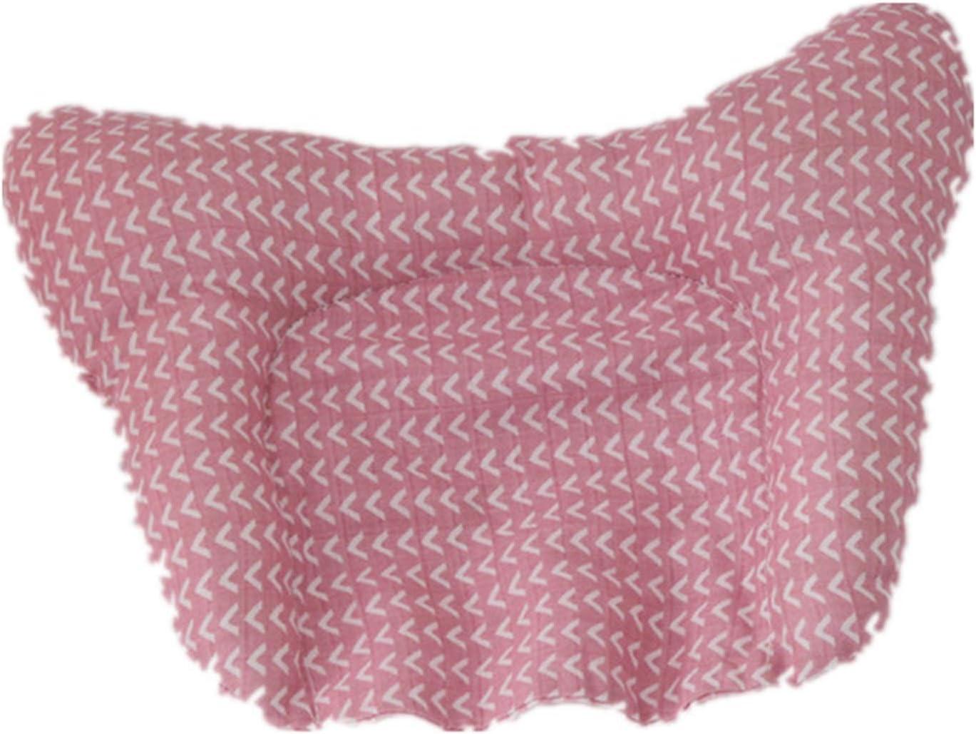 WUQIANG Nid Bébé Bébé bionique lit Amovible et Lavable bébé lit bébé Portable bébé Berceau Pliable dormeur bébé nid for bébé Nouveau-né Pare-Chocs (Color : Gray) Pink1
