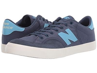 New Balance Numeric NM212 (Navy/Blue) Skate Shoes